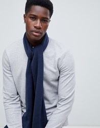 New Look Scarf In Navy