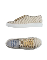 Barracuda Sneakers Gold