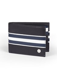 Peter Werth Arran Flip Up Wallet Black
