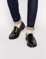 New Look Loafers Black