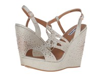 Not Rated Hayman Nude Women's Wedge Shoes Beige