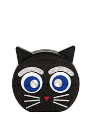 Karl Lagerfeld Party Choupette Plexiglass Clutch