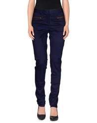 Naf Naf Trousers Casual Trousers Women Dark Blue