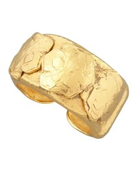 Gold Nugget Cuff Jose And Maria Barrera