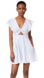 Cleobella Nieve Dress Trinidad Stripe