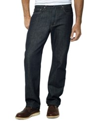 Levi's 550 Relaxed Fit Jeans Tumbled Rigid