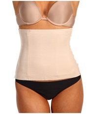 Miraclesuit Extra Firm Real Smooth Step In Waist Cincher Nude Women's Underwear Beige