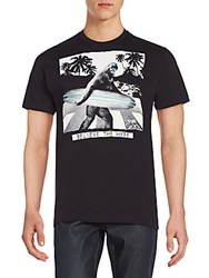 Riot Society Believe The Hype Graphic Tee Black