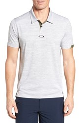 Oakley Gravity Polo Shirt Dark Brush