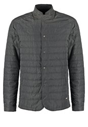Bench Task Summer Jacket Jet Black Marl Mottled Black