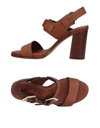 Liviana Conti Sandals Brown