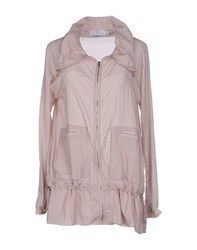 Adidas By Stella Mccartney Adidas By Stella Mccartney Coats And Jackets Jackets Women Dove Grey