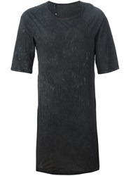 11 By Boris Bidjan Saberi Oversized T Shirt Black