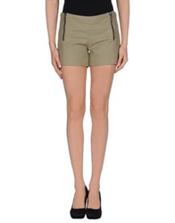 Cnc Costume National C'n'c' Costume National Shorts Military Green