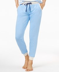 Tommy Hilfiger Jogger Sleep Pants Vista Blue
