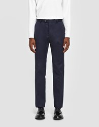 Editions M.R. Tailored Pants In Navy