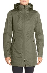 The North Face Women's 'Ancha' Hooded Waterproof Parka