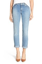 Petite Women's Nydj 'Sylvia' Boyfriend Jeans Earlington Wash