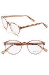 Jason Wu 'Rhonda' 48Mm Optical Glasses Walnut