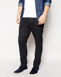 Esprit Tartan Trousers In Tapered Fit Grey134
