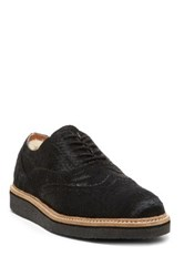 Australia Luxe Collective Lord Genuine Shearling Oxford Black