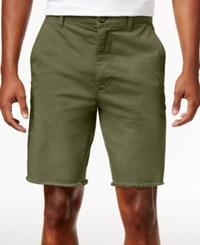 American Rag Men's Stretch Twill Shorts Only At Macy's Tank
