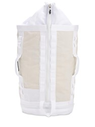 The North Face Explore Haulaback S Lunar Backpack White