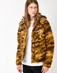 The North Face Black Label Box Canyon Jacket Camo Brown
