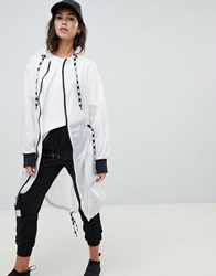 Ugg Carinna Hooded Anorak Clear