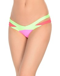 Agent Provocateur Swim Briefs Fuchsia