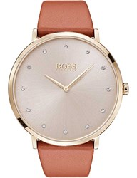 Boss 1502412 Jillian Rose Gold Quartz Movement Watch