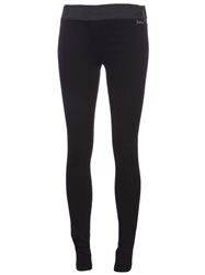 Gold Sign Goldsign Stretch Leggings Black