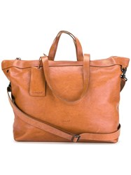 Marsell Oversized Tote Nude Neutrals