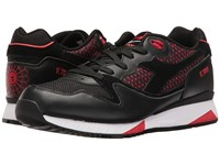 Diadora V7000 Samurai Black Athletic Shoes