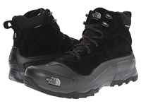 The North Face Snowfuse Tnf Black Tnf Black Men's Cold Weather Boots
