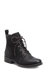 Brn Women's B Rn 'Troye' Vintage Lace Up Boot Cafe Distressed Leather