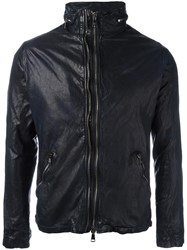 Giorgio Brato Zipped Jacket Blue