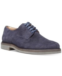 Donald J Pliner Men's Placido Plain Toe Oxfords Men's Shoes Navy