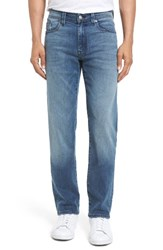 Fidelity Men's Big And Tall Denim Jimmy Slim Straight Leg Jeans Cortana Blue
