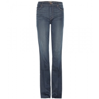 Mother The Socialite High Rise Jeans