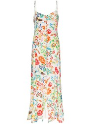 All Things Mochi Melissa Floral Print Maxi Dress 60