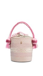 Yosuzi Kesenia Bucket Bag Pink Multi