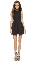 Aq Aq Status Mini Dress Black