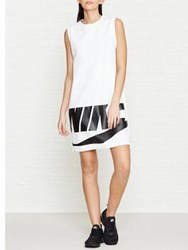 Nike Sportswear Irreverent Dress White
