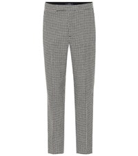 Polo Ralph Lauren Checked Wool Blend Pants Multicoloured