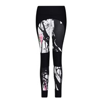 Pocket Sport Love Squad Leggings Green