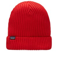 Patagonia Fisherman Beanie Red