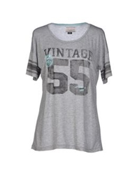 Vintage 55 T Shirts Coral