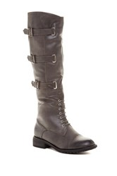 Modern Rebel Koreally Boot Gray