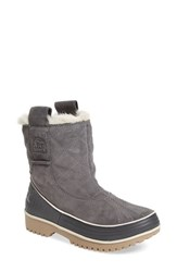 Sorel Women's 'Tivoli Ii' Waterproof Snow Boot Quarry